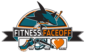 San Jose Sharks Fitness Faceoff