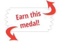 Earn this medal! Read below